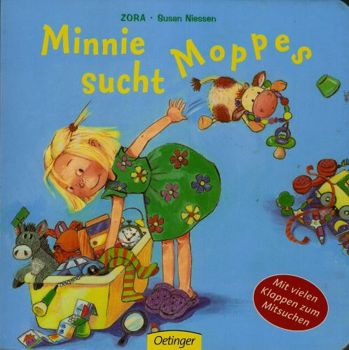 Minnie sucht Moppes
